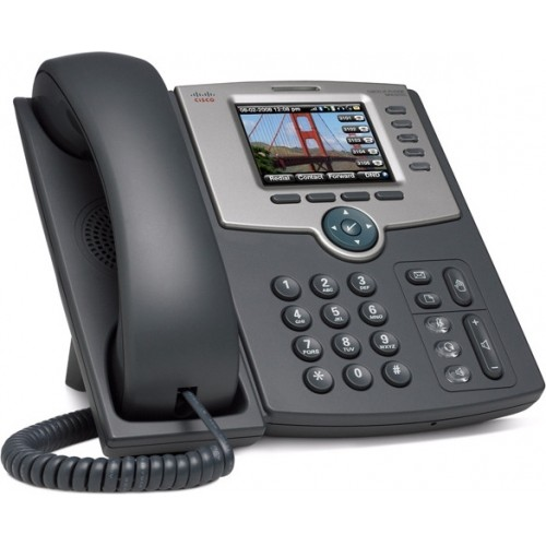 Photograph of Cisco SPA 525G2 IP Phone