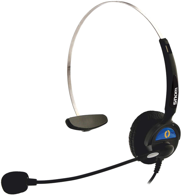 Photograph of Snom MM2 Monaural Wired Headset
