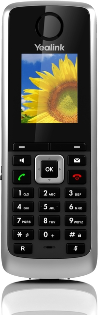 Photograph of Yealink W52H Handset