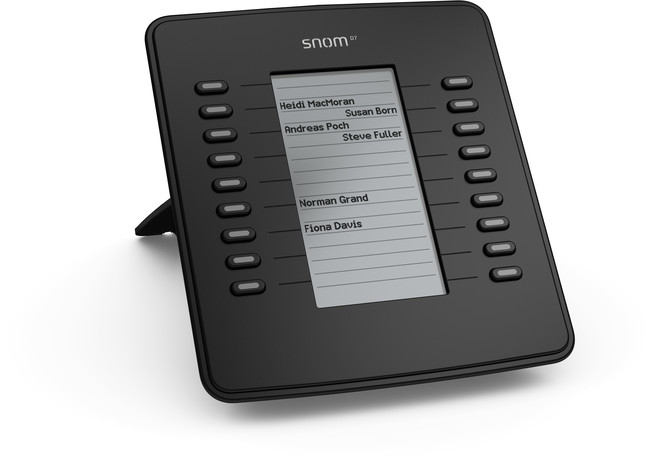 Photograph of Snom D7 Expansion Module