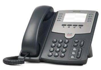 Photograph of Cisco SPA 501G IP Phone