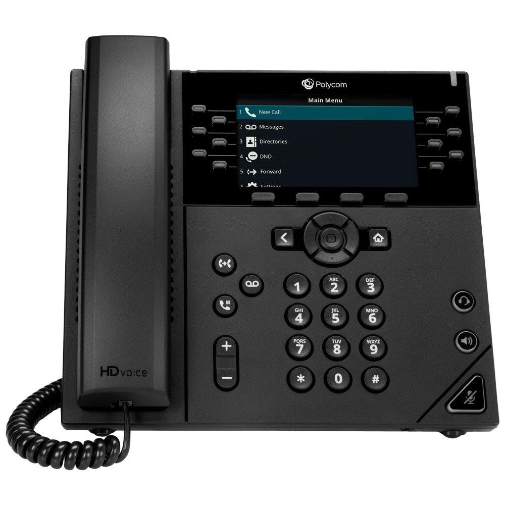Photograph of Polycom VVX 450 IP Phone