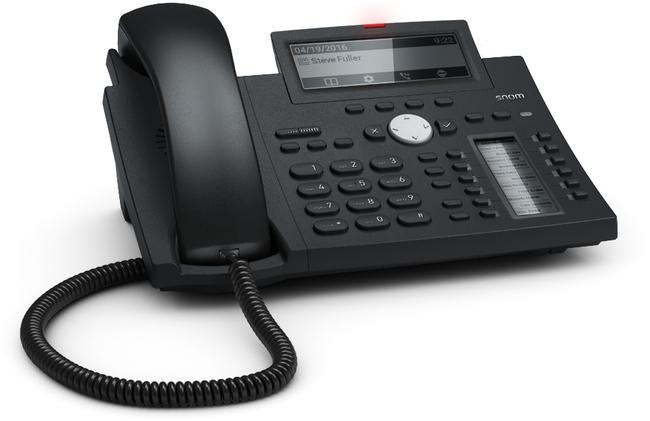 Photograph of Snom D345 IP Phone