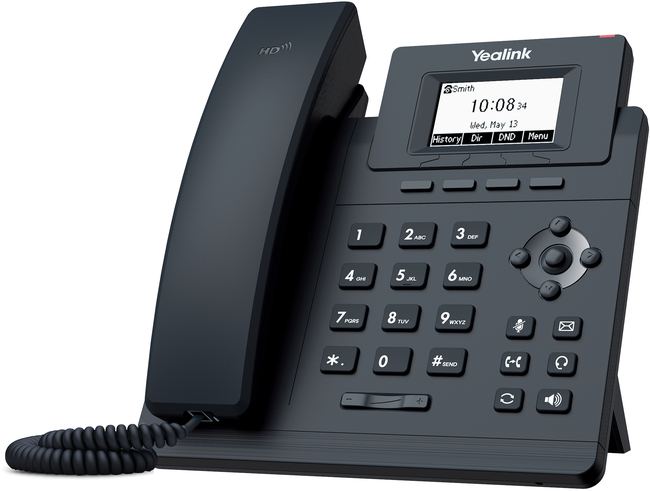 Photograph of Yealink T30P IP Phone
