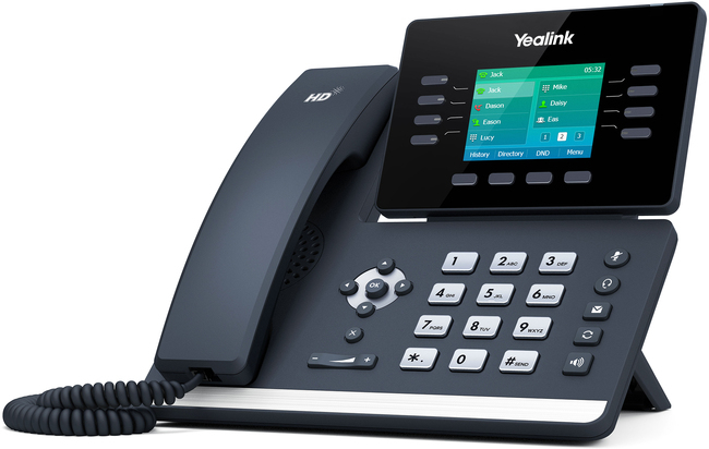 Photograph of Yealink T52S IP Phone