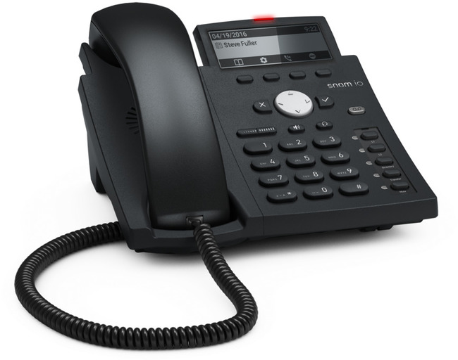 Photograph of Snom D305 IP Phone