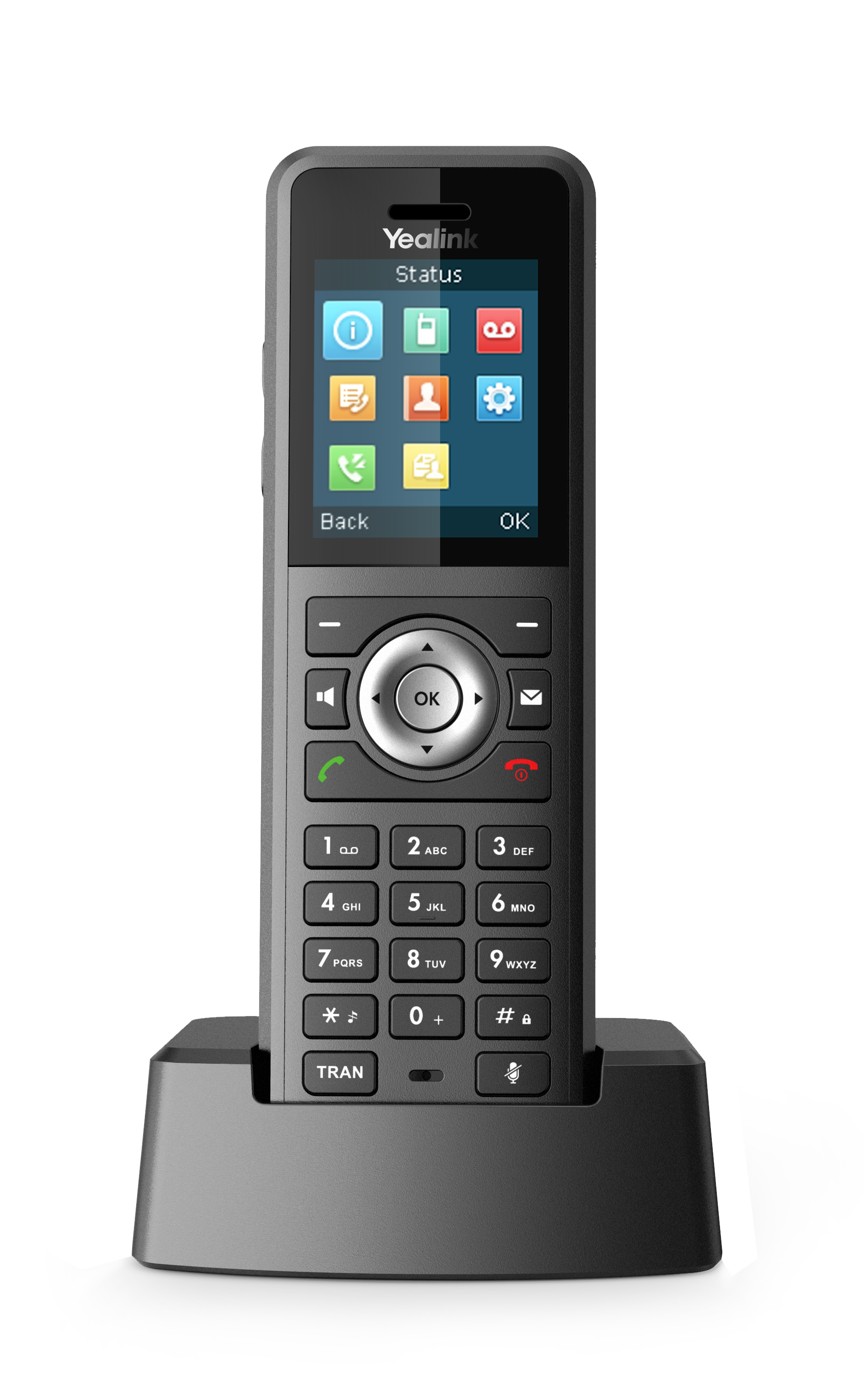 Photograph of Yealink W59R Handset