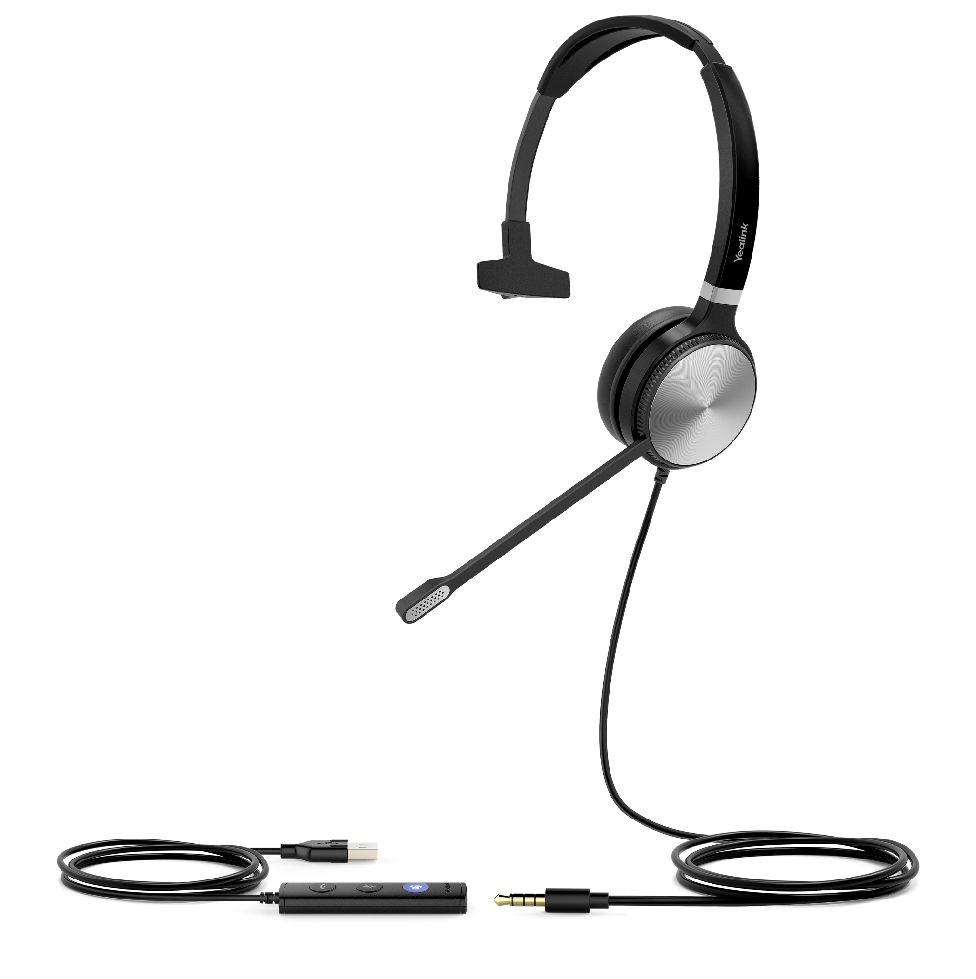 Photograph of Yealink UH36 Headset