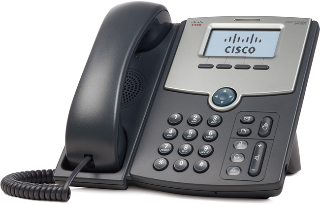 Photograph of Cisco SPA 502G IP Phone