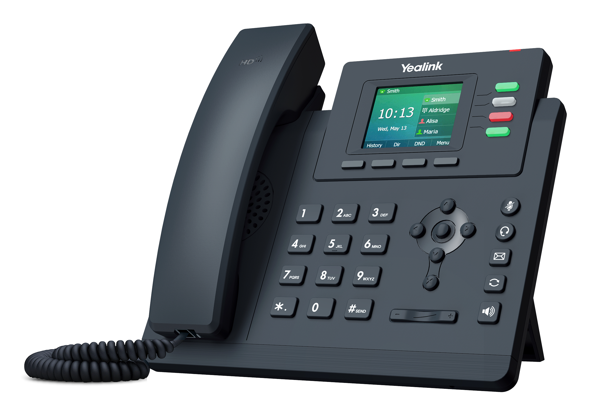Photograph of Yealink T33G IP Phone