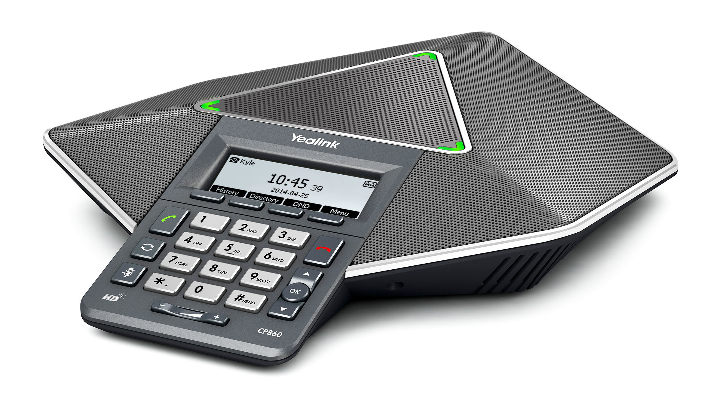 Photograph of Yealink CP860 IP Conference Phone