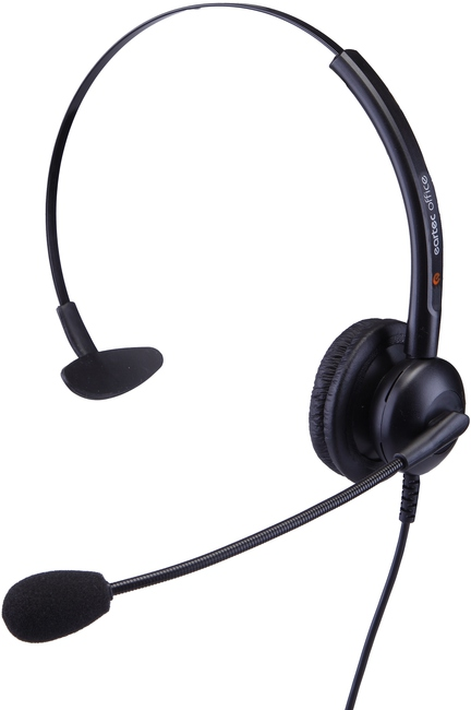 Photograph of Eartec 308 Monaural Wired Headset