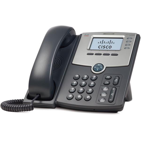 Photograph of Cisco SPA 514G IP Phone